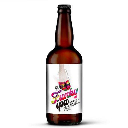 Cerveja Zalaz Funky Brett IPA - 500ml
