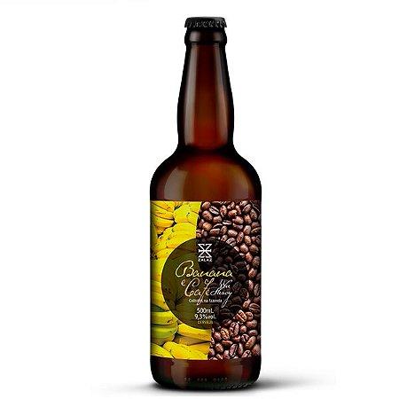 Cerveja Zalaz Banana e Café Wee Heavy - 500ml