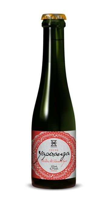 Cerveja Zalaz Yapiranga Wild Ale Barrel Aged 375ml