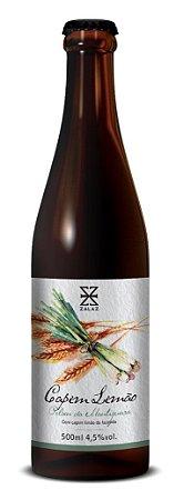 Cerveja Zalaz Capim Limão 500ml