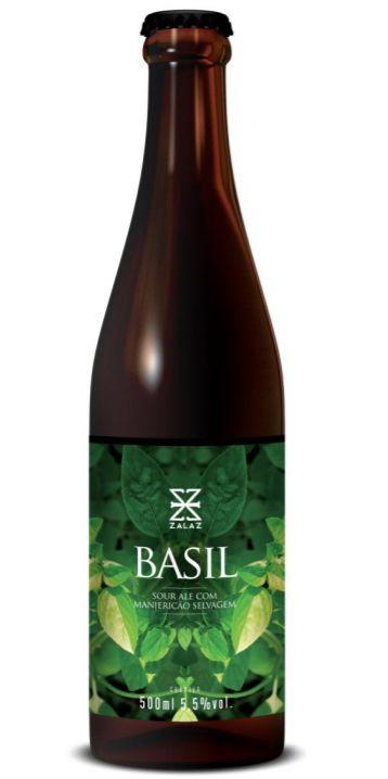 Cerveja Zalaz Basil 500ml