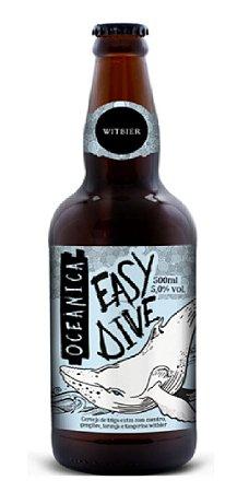 Cerveja Oceânica Easy Dive 500 ml