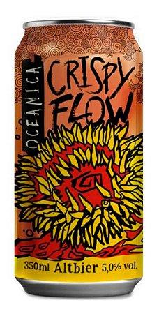 Cerveja Oceânica Crispy Flow - 350ml