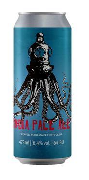 Cerveja Bodoque IPA - 473ml