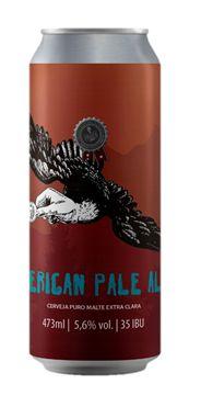 Cerveja Bodoque APA - 473ml