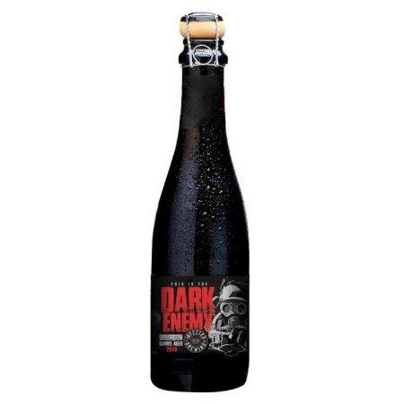 Cerveja Infected Brewing Dark Enemy Bourbon Barrel Aged 2019 - 375ml