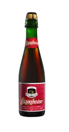 Cerveja Oud Beersel Framboise - 375ml