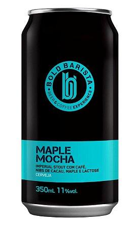 Cerveja Bold Barista Maple Mocha - 350ml
