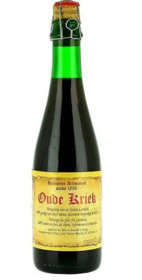 Cerveja Hanssens Oude Kriek - 750ml