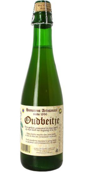 Cerveja Hanssens Oudbeitjie - 375ml