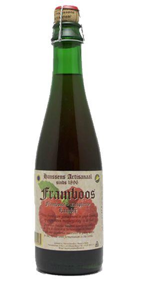 Cerveja Hanssens Framboos - 375ml