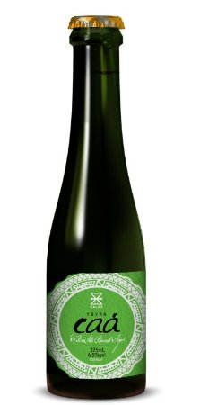 Cerveja Zalaz Ybyrá Caá 375ml