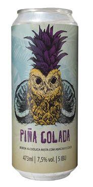 Cerveja Bodoque Piña Colada Sour - 473ml