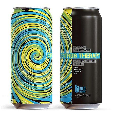 Cerveja Bold Citrus Therapy - 473ml