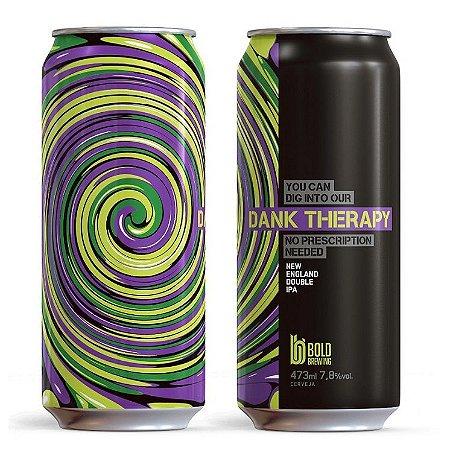 Cerveja Bold Dank Therapy - 473ml