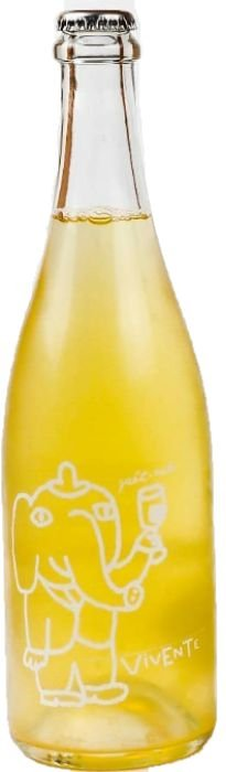 Vinho Orgânico Vivente Moscato de Alexandria chardonnay - 750ml