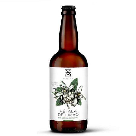 Cerveja Zalaz Pétala de Limão 2021 - 500ml