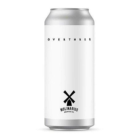 Cerveja Molinarius Overthree 473ml