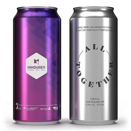 Cerveja MinduBier All Together - 473ml