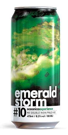 Cerveja Oceânica Emerald Storm 473 ml