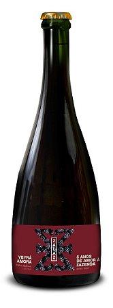 Cerveja Zalaz 5 Anos Ybyrá Amora BA Farmhouse - 750ml
