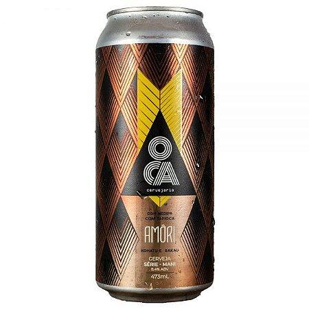 Cerveja Oca Amôri - 473ml