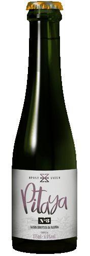 Cerveja ZalaZ Spontaneus #3 Pitaya - 375ml