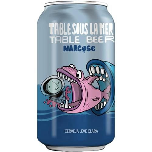 Cerveja Narcose Table Sous La Mer - 350ml