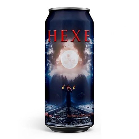 Cerveja Locomotive Hexe Imperial Porter - 473ml
