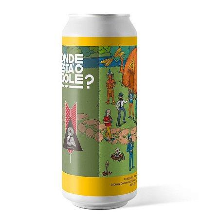 Cerveja OCA Aracatú - 473ml