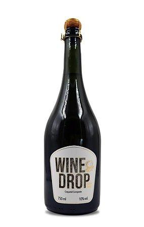 Cerveja Bière Brut Narcose & Morada Cia - Wine Drop 750ml