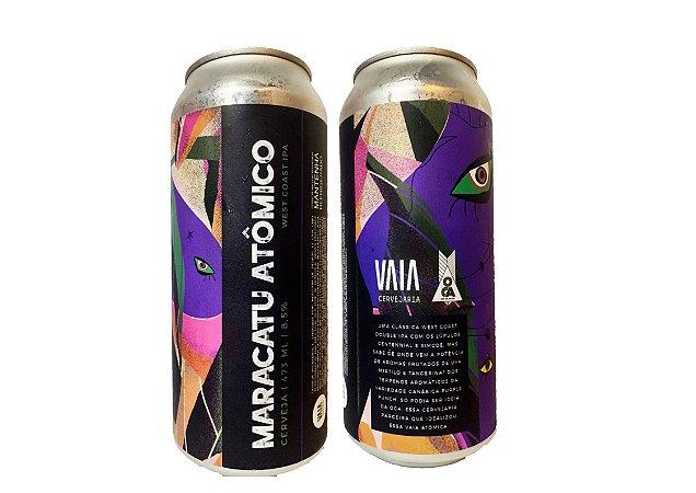 KIT Cerveja VAIA + OCA - Maracatu Atômico 2 UNIDADES -473ml