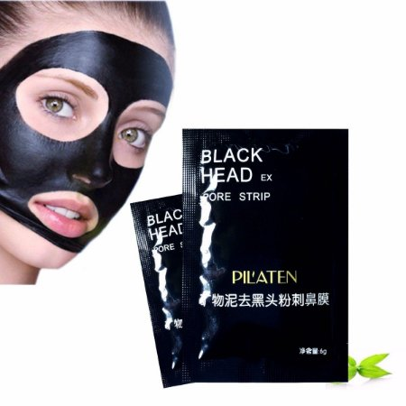 Mascara Removedora de Cravos e espinhas Pilaten - Black Head Colageno