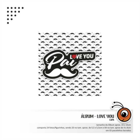 Álbum POCKET - Love You