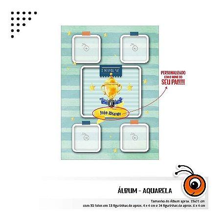 Álbum Revista - Aquarela