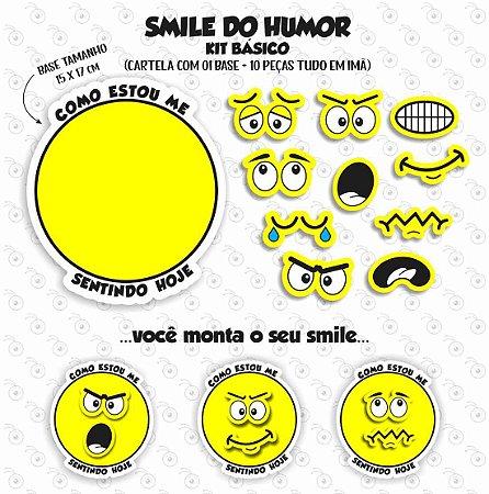 Smile do HUMOR - KIT BÁSICO