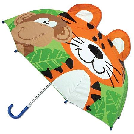 Guarda-chuva 3D Zoo Stephen Joseph