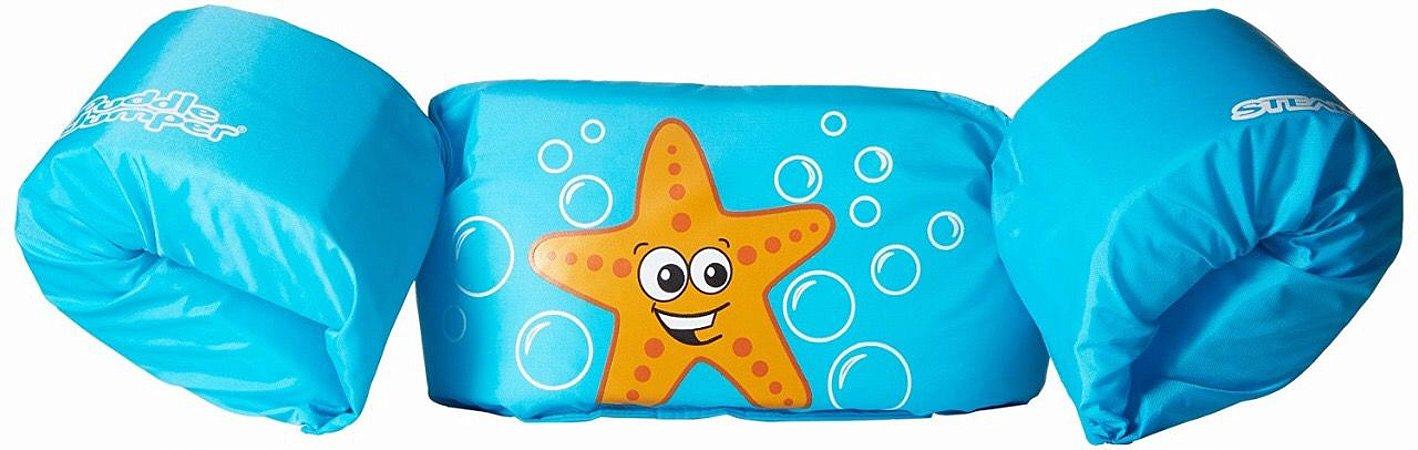 Boia Colete Salva Vidas Estrela do Mar Puddle Jumper