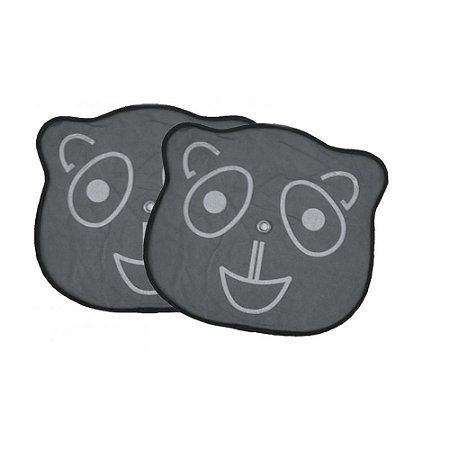 Redutor de Claridade Duplo Urso Preto | Girotondo