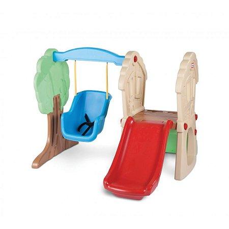 Playground e Balanço Hide & Seek | Little Tikes