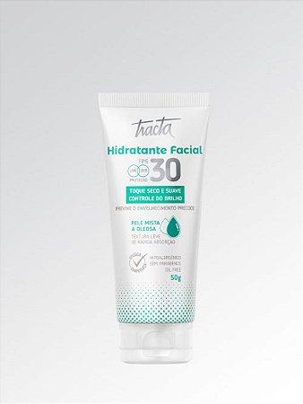 Hidratante Facial Tracta FPS30 Pele Mista/Oleosa