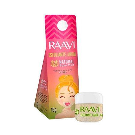 Esfoliante Labial Hidratante Raavi 12gr
