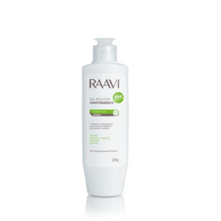 Gel Redutor Raavi Crioativo 200G Pa0480