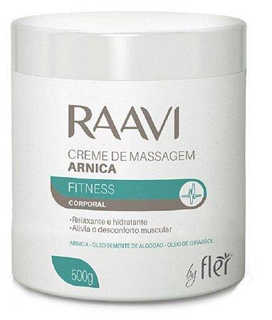Creme de Massagem Raavi Arnica 500gr