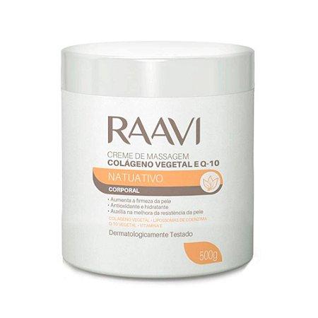 Creme De Massagem Raavi Natuativo 500G Pa0591