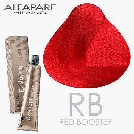 Coloração Alfaparf Evolution RB Red Booster