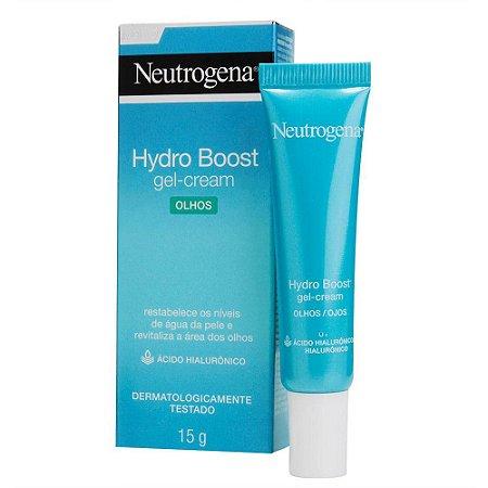 Hidratante Para Olhos Neutrogena Hydro Boost Gel 15Gr
