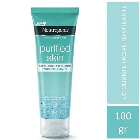 Esfoliante Facial Neutrogena Purified Skin 100gr