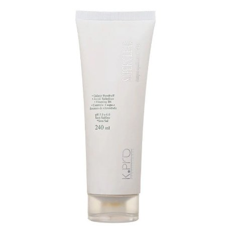K.Pro Super Clear Shampoo 240ml
