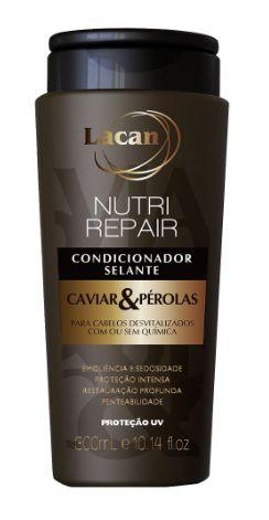 Lacan Caviar & Pérolas Condicionador 300ml